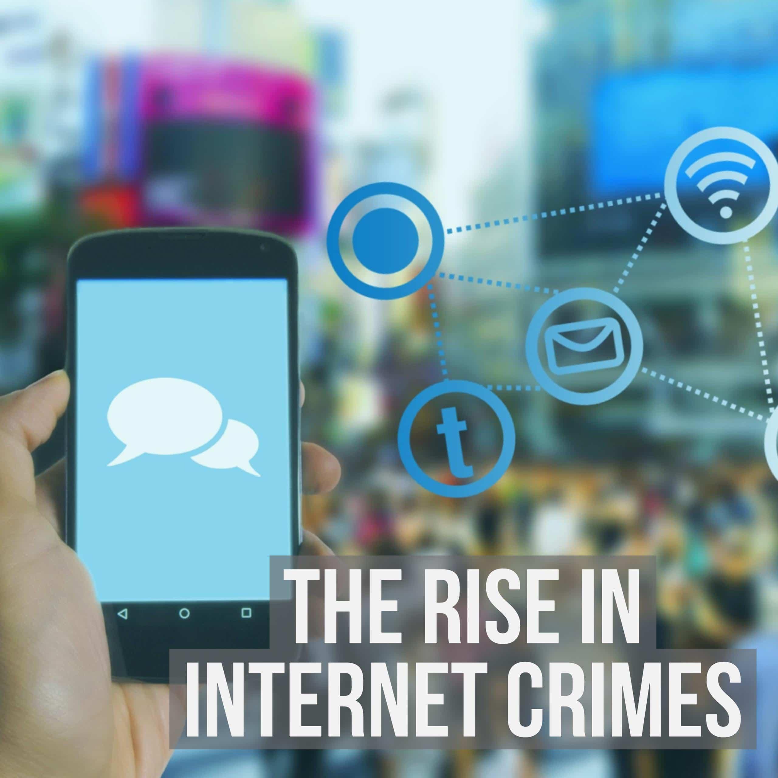 criminal defense crimes internet