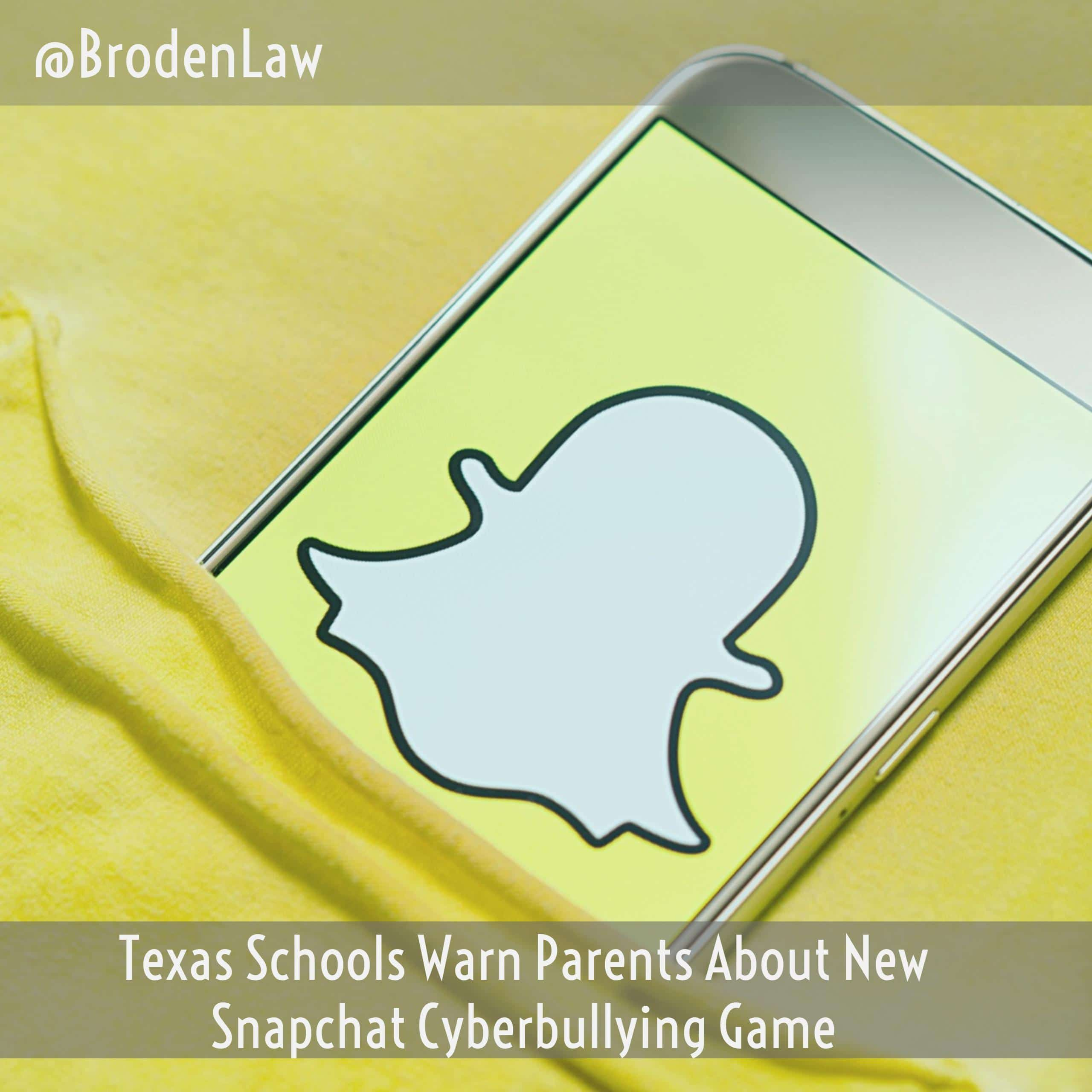 How to report cyberbullying on snapchat