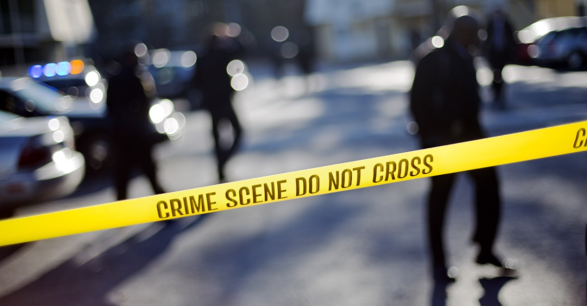 Violent Crime Rose Above the National Average in Texas in 2016 1