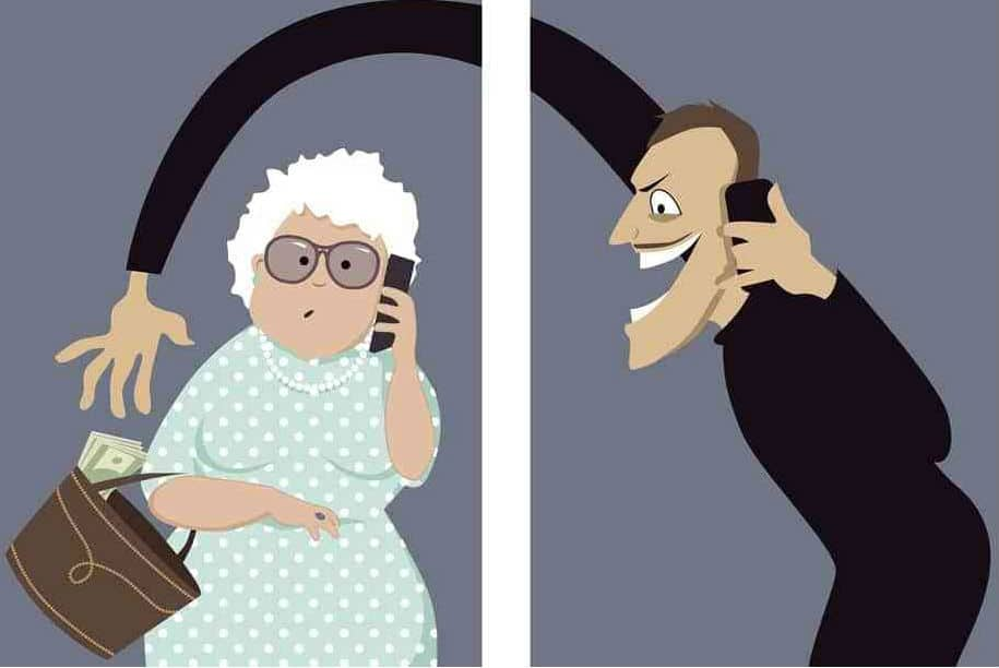 Police Step Up Awareness Over Scams Targeting Elderly People in Texas 1