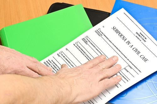 What Happens If I Ignore a Subpoena? - Attorneys Broden & Mickelsen