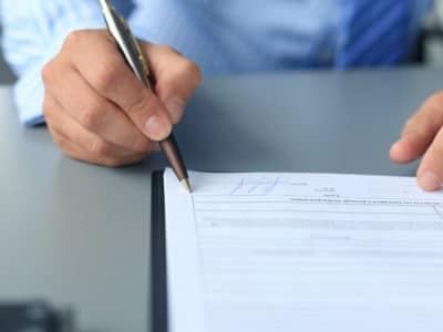 Is Forgery Charged as a Felony White Collar Crime? - Broden Mickelsen LLP