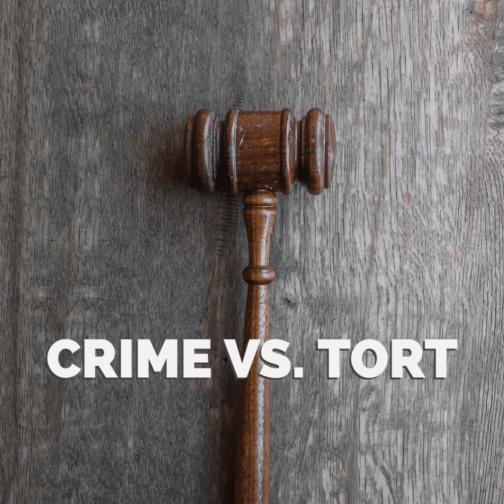 24 Broden Creamy White Vessel Sink Vanity: Crime Vs. Tort: What's The Difference?