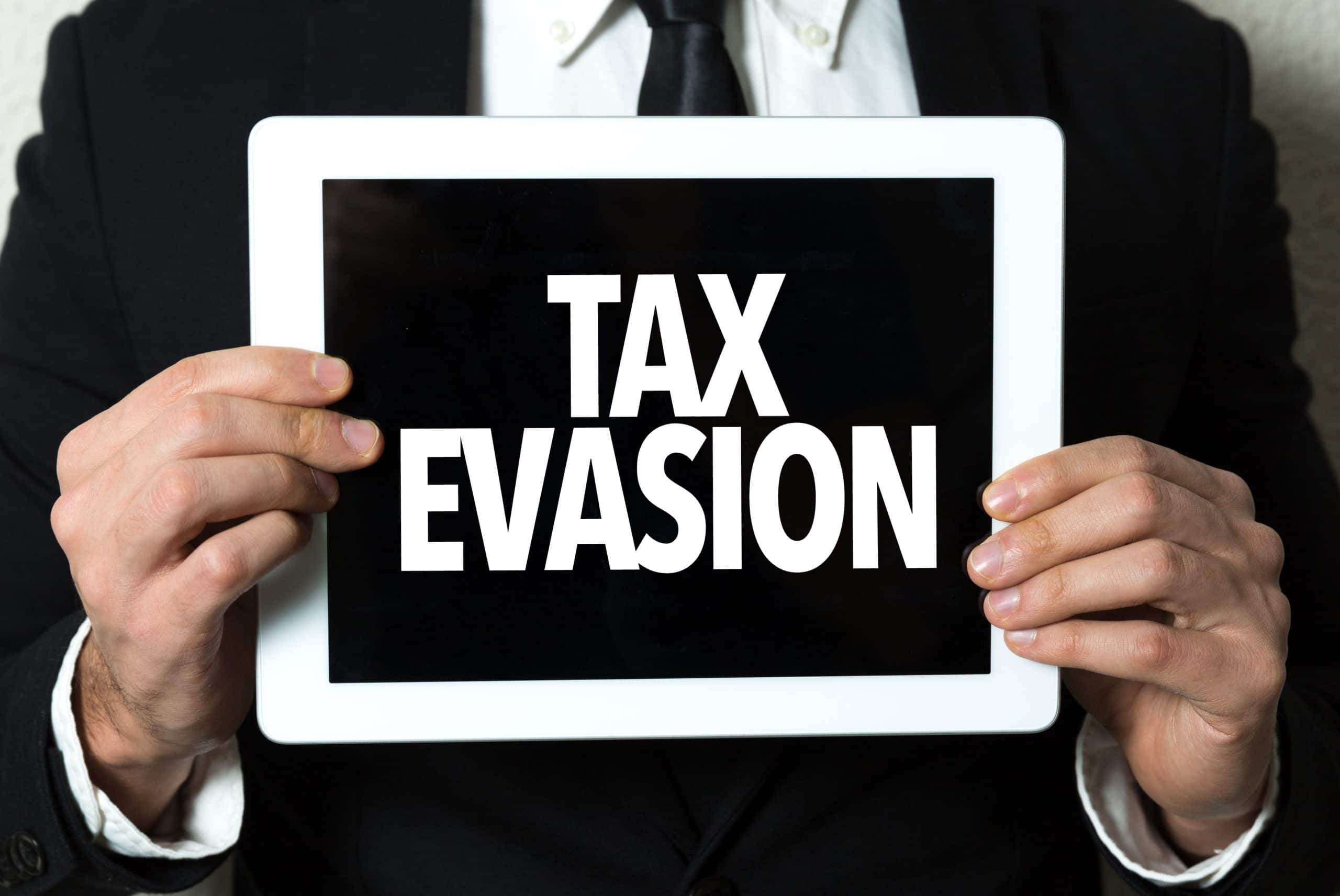 5 Things Everyone Should Know about Tax Evasion and Fraud - Broden & Mickelsen