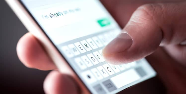 Can Text Messages Be Used Against You In White-Collar Litigation? - Law Office of Broden & Mickelsen
