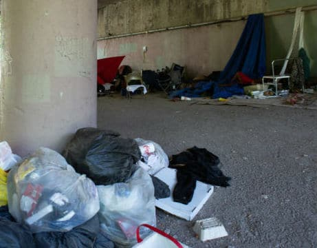Is it a Crime to be Homeless in Texas? 1
