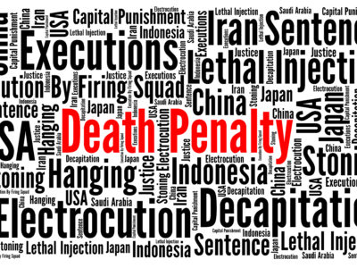 What are 5 Facts About the Death Penalty